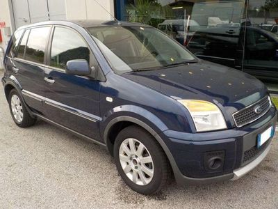 used Ford Fusion 1.4 TDCi
