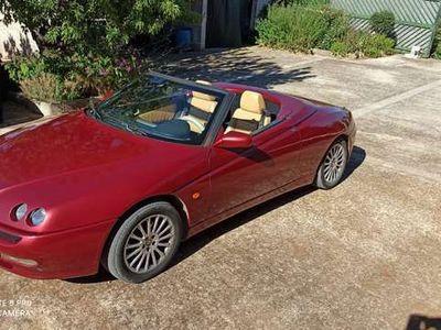 usata Alfa Romeo Spider 2.0i 16V Twin Spark cat L