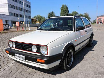 usata VW Golf II GTI 8V PERFETTA