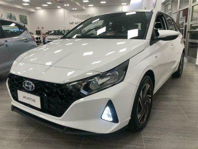 usata Hyundai i20 1.0 t-gdi 100cv 12/2020 connect line km0 - mp motors