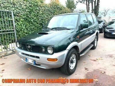 usata Nissan Terrano II 2.7 Tdi 5 porte SE 7 POSTI UNIPRO'