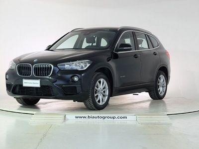 usata BMW X1 sDrive 18d