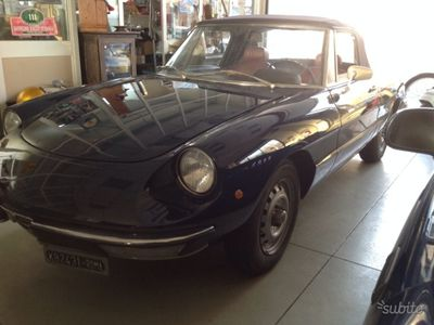 gebraucht Alfa Romeo GT Junior Spider -Duetto 1300