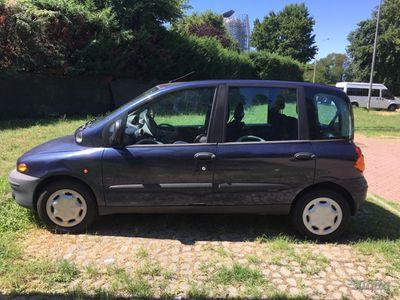 usata Fiat Multipla 1.9 JTD blu