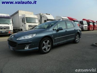 second-hand Peugeot 407 2.2 hdi sw cv170 - venduta vista e piaciuta diesel