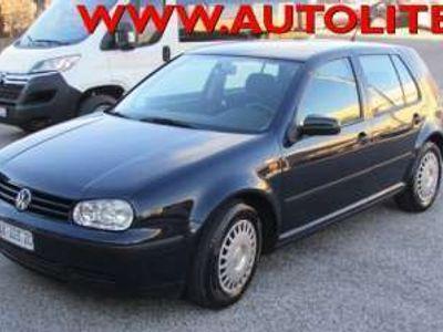 usata VW Golf 1.6 cat 5 porte Comfortline Benzina/Metano