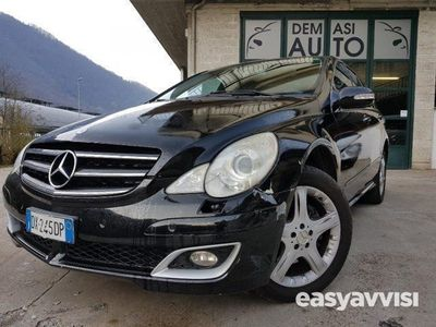 used Mercedes R320 cdi cat 4matic diesel