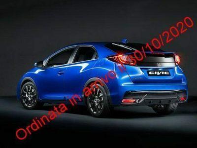 usata Honda Civic 1.6 4 porte Executive