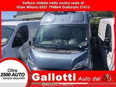 usado Fiat Ducato 33 2.3 MJT 150CV PREPARAZIONE CAMPER +IVA