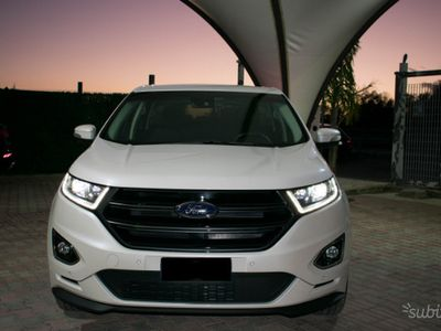brugt Ford Edge 2.0 TDCI 210 CV AWD S&S Powershift ST