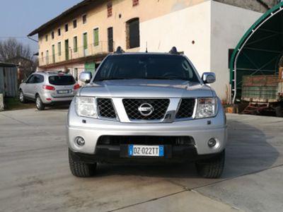 usata Nissan Navara full optional