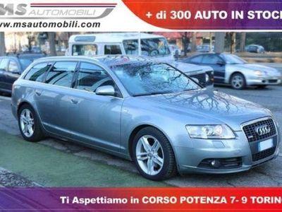 brugt Audi A6 Av. 3.0 V6 TDI 240 F.AP qu tip Lim.Ed Unicoproprie