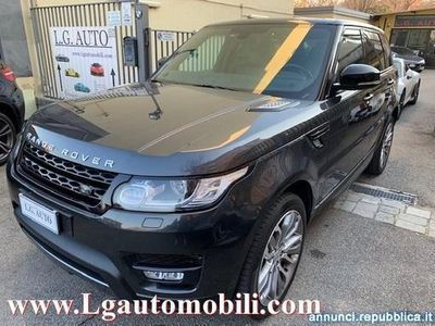 brugt Land Rover Range Rover 3.0 TDV6 HSE Autobiography * tetto + virtual Banchette