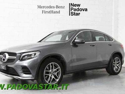 usata Mercedes 350 GLC Coupéd 4Matic Coupé Premium del 2017 usata a Limena