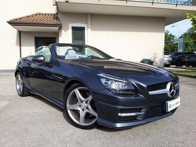 used Mercedes SLK250 CDI BlueEFFICIENCY Premium 48000km