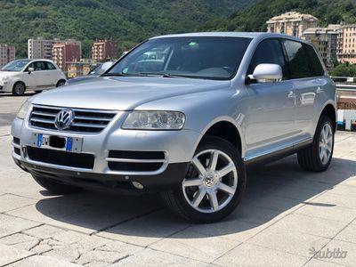 used VW Touareg 5.0 V10 313CV FULL OPTIONAL2005