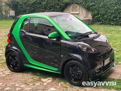 usata Smart ForTwo Electric Drive coup brabus elettrica