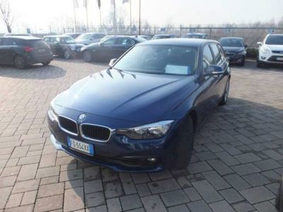 begagnad BMW 320 d xDrive Touring autom. NAVI SENSORI KM CERTIFICAT