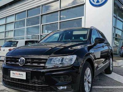 brugt VW Tiguan 1.6 TDI SCR Business BlueMotion Technology nuova a Balvano