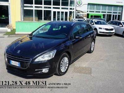 usata Peugeot 508 SW HDi 115CV Access del 2012 usata a Monteriggioni