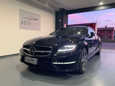 usata Mercedes CLS63 AMG ClasseAMG PERFORMANCE 557CV 2011