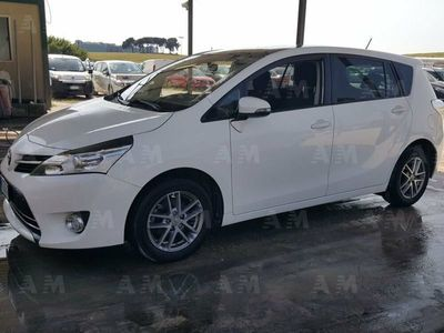 used Toyota Verso 1.6 D-4D MT