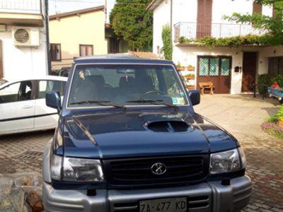 usata Hyundai Galloper 2.5 td 3p