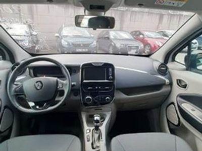 usata Renault Zoe eletrica