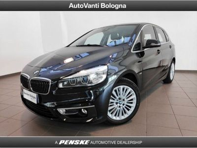 used BMW 216 Active Tourer Serie 2 Active Tourer Serie 2 A.T. (F45) d Luxury