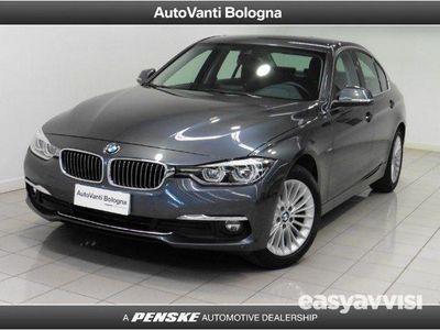 second-hand BMW 318 d luxury diesel