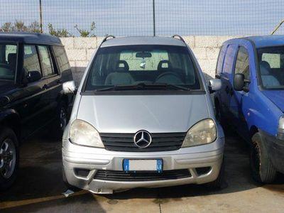 begagnad Mercedes Vaneo 1.7 CDI cat Trend Autocarro (N1) 4 Posti