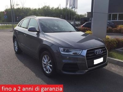 usado Audi Q3 2.0 TDI 150 CV quattro S tronic Business