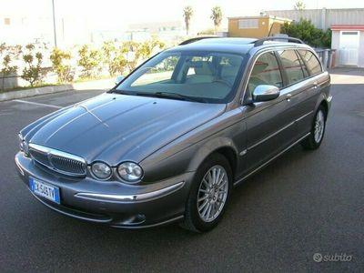 usata Jaguar X-type X-Type X400/6/7/8/92.2D cat Wagon Executive