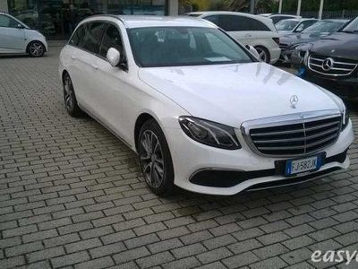 usata Mercedes E220 S.W. Auto Exclusive