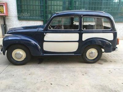 usata Fiat Belvedere - 500 C Giardiniera- 1953