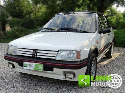 usata Peugeot 205 -- Cabriolet CTI