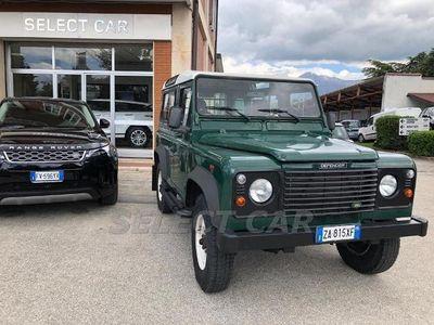 brugt Land Rover Defender 90 2.5 Td5 Autocarro