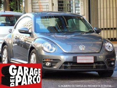 brugt VW Maggiolino 2.0 TDI Design BMT UNIPROPRIETARIO TAGLIANDI