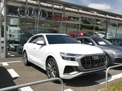 usata Audi Q8 50 3.0 Tdi Q Tip 2x S Line 21 Zoll B O Dab Hd