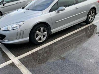 usata Peugeot 407 Coupe 2.0 HDi Australian km 73.000