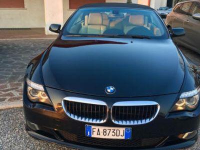 usata BMW 635 Cabriolet Serie 6 (E63/E64) cat