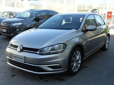gebraucht VW Golf 1.6 TDI 115 CV 5p. Highline BlueMotion Technology del 2018 usata a Assago