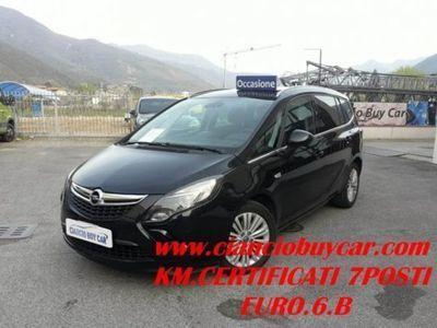usata Opel Zafira Tourer 1.6 CDTi 136CV Start&Stop Cosmo 7 POSTI