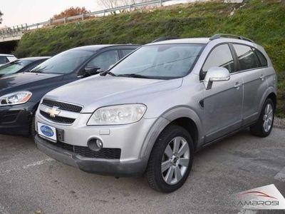 gebraucht Chevrolet Captiva 2.0 VCDI 150 CV 4WD