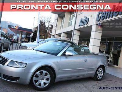 usata Audi A4 Cabriolet 2.5 V6 TDI cat Multitronic