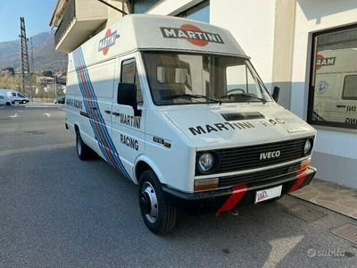 usata Iveco Daily 49-10 Turbo Ufficiale Martini Racing
