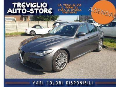 usata Alfa Romeo Giulia 2.2 Mjt 180CV AT8 Super NAVIGATORE+XENON+CERCHI 18
