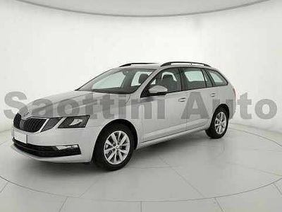usata Skoda Octavia 1.6 TDI CR 115 CV DSG Wagon Executive