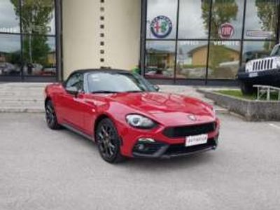 usata Abarth 124 Spider 124 Spider 1.4 Turbo MultiAir 170 CV Turismo1.4 Turbo MultiAir 170 CV Turismo