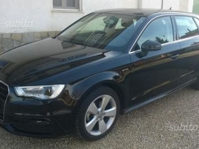 usata Audi A3 Sportback g-tron S-LINE,NAVI
